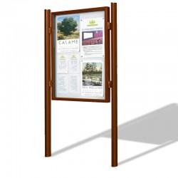 Vitrine Premium panneau d affichage exterieur