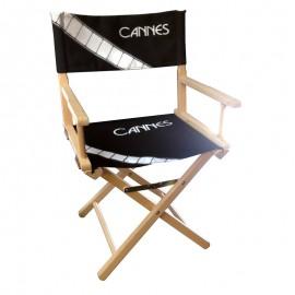 Chaise pliante de cinéma - Cannes